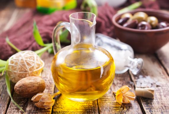 natural skin oils