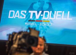 LIVE-BLOG zum TV-Duell: Schulz wünscht sich eine weitere Debatte mit Merkel
