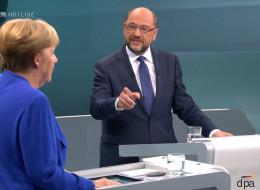 Schulz attackiert Angela Merkel 13 Mal scharf - warum er am Ende trotzdem verloren hat