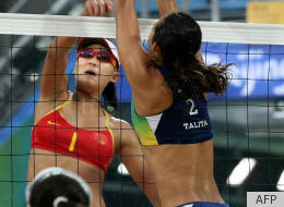 Olympic Volleyball Uniforms