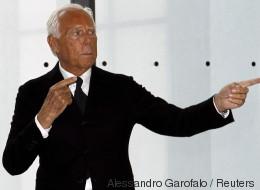 Armani / Laboratorio: Ο Giorgio Armani διοργανώνει δωρεάν εργαστήρια κινηματογράφου