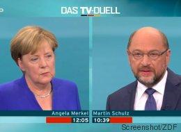 Experte für Körpersprache: Deshalb konnte Schulz die Wähler im TV-Duell nicht überzeugen