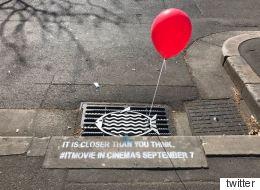 Κόκκινα μπαλόνια άρχισαν να βγαίνουν από φρεάτια, αλλά δεν υπάρχει λόγος ανησυχίας