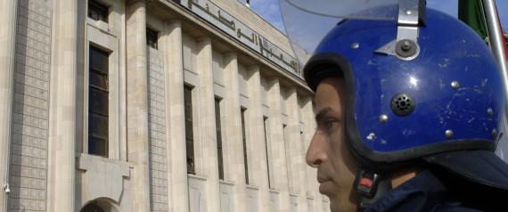 POLICE ALGERIA