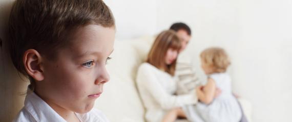 PARENTS CHILD JEALOUS