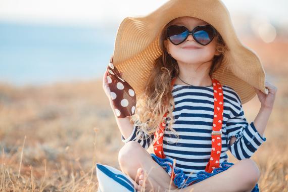 sunglasses child