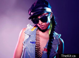 Canadian Singer-Songwriter Anjulie's Beauty Tips