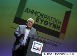 «Όχι» στην Κεντροαριστερά από τη Δημοκρατική Ευθύνη του Αλέκου Παπαδόπουλου
