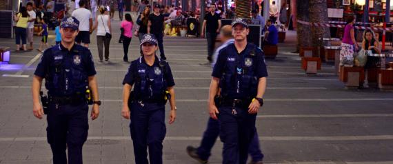 POLICE AUSTRALIA