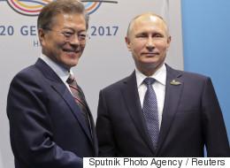 푸틴이 북한 원유공급 차단을 거부하며 꺼낸 말