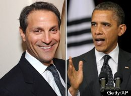 Ari Emanuel Takes Call From Obama During Meeting