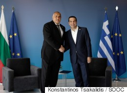 Τσίπρας - Μπορίσοφ βάζουν τις υπογραφές για τη σιδηροδρομική σύνδεση Ελλάδας - Βουλγαρίας