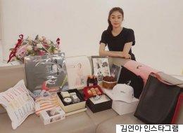 김연아의 팬들이 어마어마한 기부를 저질렀다