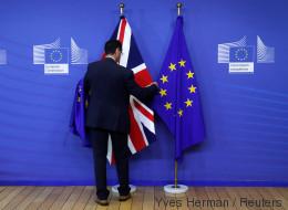 Ein geheimes Dokument enthüllt, wie drastisch sich Großbritannien nach dem Brexit verändern soll
