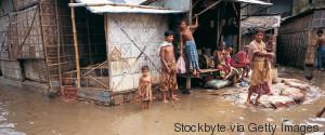 POVERTY FLOOD