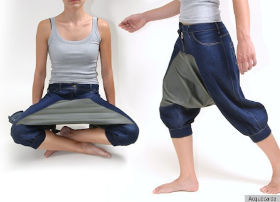 15 most useless products ever made : PICNIC PANTS from crapcurry.com size 570 x 411 jpeg 30kB