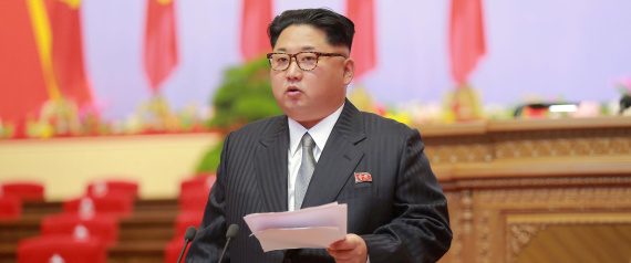 LEADER OF NORTH KOREA