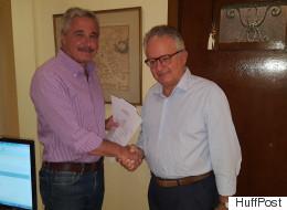 Επίσημα υποψήφιος του νέου φορέα της Κεντροαριστεράς ο Γιάννης Μανιάτης
