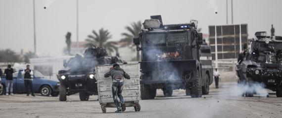REPRESSION IN BAHRAIN