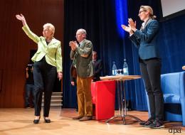 Bei Auftritt in Pforzheim: Gauland und Steinbach reißen geschmacklose Türken-Witze