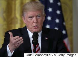 트럼프가 대북 '군사옵션'에 대해 밝힌 의견 (전문)