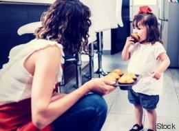 Ich verbiete meiner Tochter nicht, Zucker zu essen - denn das finde ich verantwortungslos