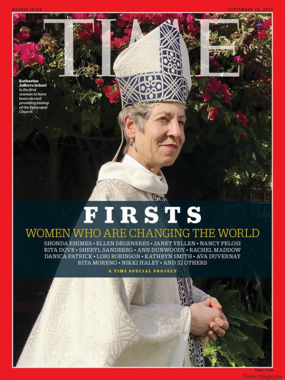 katharine jefferts schori times magazine cover