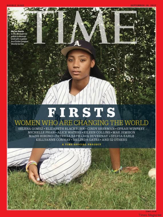 mone davis times magazine cover