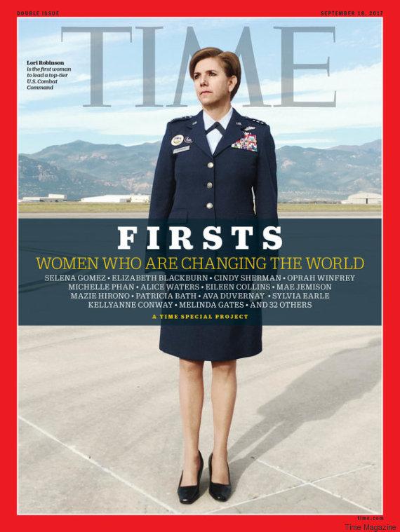 lori robinson time magazine cover