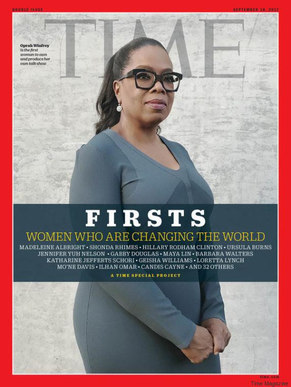 oprah winfrey time magazine cover