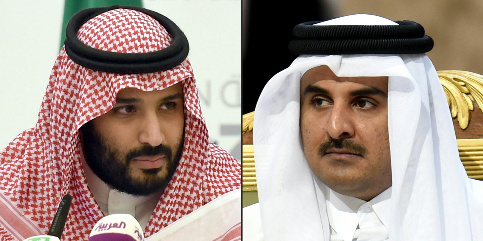 تفاصيل الساعات الأخيرة في الأزمة الخليجية.. قطر تتواصل، والسعودية توقف الحوار، وترامب يهاتف الجميع