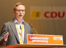 Bezirksvorsitzender Dominik Martin (CDU) fordert mehr Generationengerechtigkeit