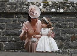 Darum knien sich Prinz William und Herzogin Kate immer hin, wenn sie mit ihren Kindern sprechen