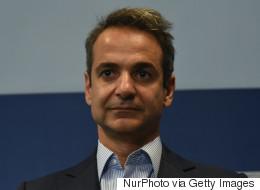 Ανακοίνωση της ΝΔ για τον πρωθυπουργό Αλέξη Τσίπρα