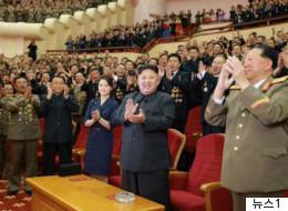 김정은이 6차 핵실험을 자축하는 파티를 열었다