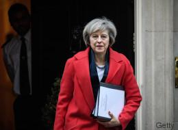EU-Austrittsgesetz: Am Montag steht im britischen Parlament eine Machtprobe an