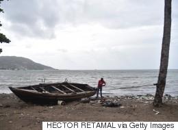 Ο Ίρμα «άδειασε» τον ωκεανό στις Μπαχάμες