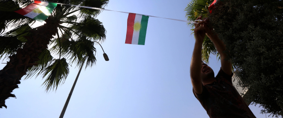 KURDS INDEPENDENCE