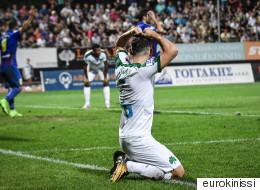 Το απόλυτο μηδέν. Δίκαια νίκησε η Κέρκυρα, 1-0 τον Παναθηναϊκό