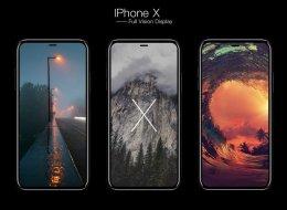IPhone X هاتف آيفون المنتظَر لهذا العام.. هذا كلُّ ما نعرفه عن إمكانياته وثمنه