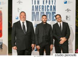 Όλα όσα έγιναν στην επίσημη πρεμιέρα της ταινίας American made