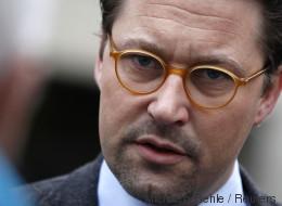 Streit um Obergrenze: Mit nur einem Wort setzt CSU-Mann Scheuer der Kanzlerin ein Ultimatum