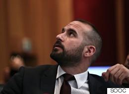 Τζανακόπουλος για Eldorado Gold: Δεν λειτουργούμε με τελεσίγραφα. Σύμφωνα με τη νομοθεσία τα επόμενα βήματα