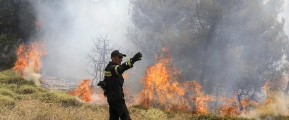 FIRE GREECE