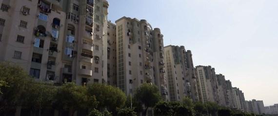 ALGERIA BUILDING