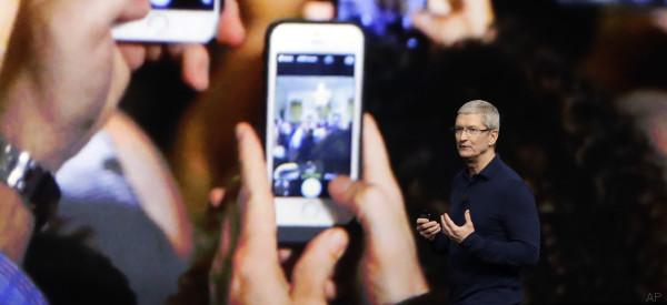 Apple-Keynote im Live-Stream: iPhone online sehen, so geht's