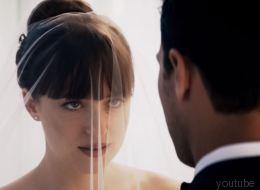 Fifty Shades Freed: Οι «50 αποχρώσεις» επιστρέφουν και στο πρώτο teaser χτυπούν γαμήλιες καμπάνες