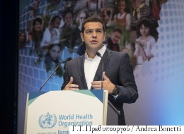 Τσίπρας στην σύνοδο του Παγκόσμιου Οργανισμού Υγείας: «Η χώρα μου επέλεξε το μόνο μονοπάτι που επιτρέπει στην Ευρώπη να έχει μέλλον»