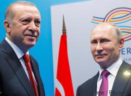 Erdogan ist gerade einen Milliardendeal mit Putin eingegangen – warum uns das beunruhigen sollte