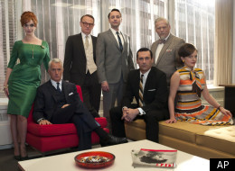 Mad Men Lingerie